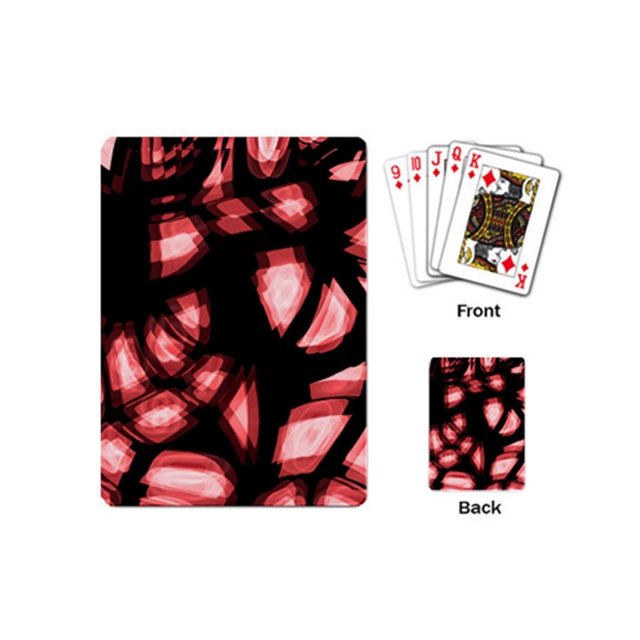 Red light Playing Cards (Mini)