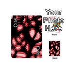 Red light Playing Cards 54 (Mini)  Front - Spade3