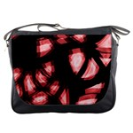 Red light Messenger Bags Front