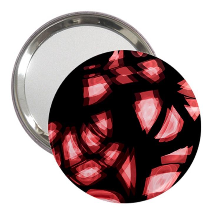 Red light 3  Handbag Mirrors
