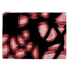 Red light Cosmetic Bag (XXL)