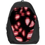 Red light Backpack Bag Front