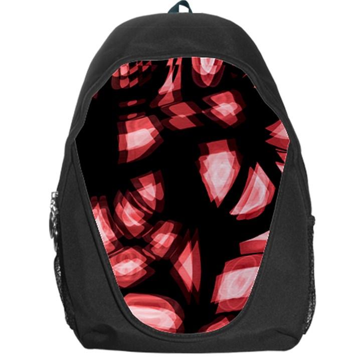 Red light Backpack Bag
