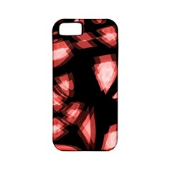 Red light Apple iPhone 5 Classic Hardshell Case (PC+Silicone)