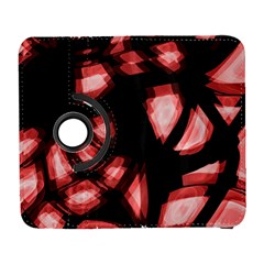 Red Light Samsung Galaxy S  Iii Flip 360 Case