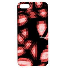 Red light Apple iPhone 5 Hardshell Case with Stand
