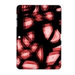 Red light Samsung Galaxy Tab 2 (10.1 ) P5100 Hardshell Case