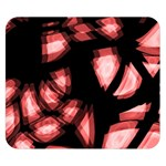 Red light Double Sided Flano Blanket (Small)  50 x40 Blanket Front