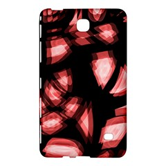 Red light Samsung Galaxy Tab 4 (8 ) Hardshell Case