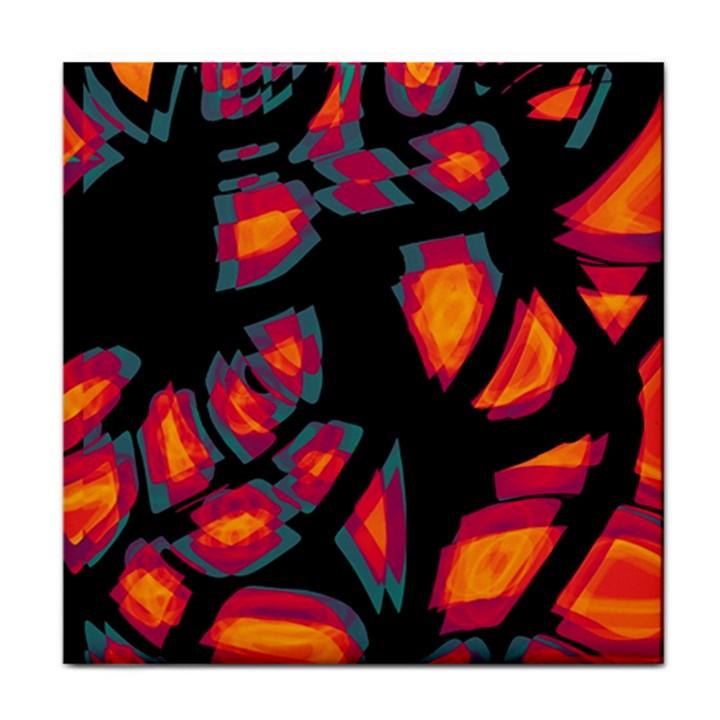 Hot, hot, hot Tile Coasters