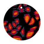 Hot, hot, hot Ornament (Round)  Front