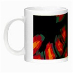 Hot, hot, hot Night Luminous Mugs Left