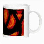 Hot, hot, hot Night Luminous Mugs Right