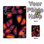 Hot, hot, hot Playing Cards 54 Designs  Front - Spade2