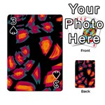 Hot, hot, hot Playing Cards 54 Designs  Front - Spade3