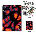 Hot, hot, hot Playing Cards 54 Designs  Front - Spade4