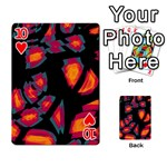 Hot, hot, hot Playing Cards 54 Designs  Front - Heart10