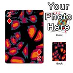 Hot, hot, hot Playing Cards 54 Designs  Front - Diamond2