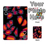 Hot, hot, hot Playing Cards 54 Designs  Front - Spade10