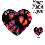 Hot, hot, hot Playing Cards 54 (Heart)  Front - Heart6