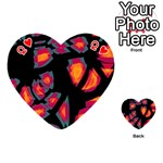 Hot, hot, hot Playing Cards 54 (Heart)  Front - HeartQ