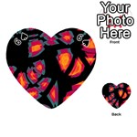 Hot, hot, hot Playing Cards 54 (Heart)  Front - Spade6