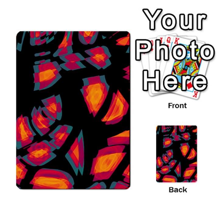 Hot, hot, hot Multi-purpose Cards (Rectangle)