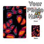 Hot, hot, hot Multi-purpose Cards (Rectangle)  Back 43