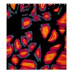 Hot, hot, hot Shower Curtain 66  x 72  (Large)  58.75 x64.8 Curtain