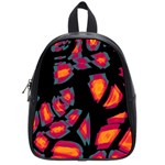 Hot, hot, hot School Bags (Small)  Front