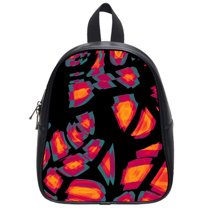 Hot, hot, hot School Bags (Small)