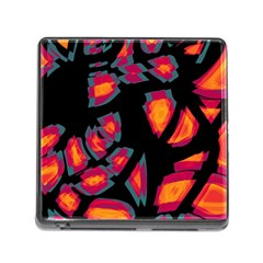 Hot, Hot, Hot Memory Card Reader (square)