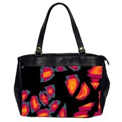 Hot, Hot, Hot Office Handbags (2 Sides)