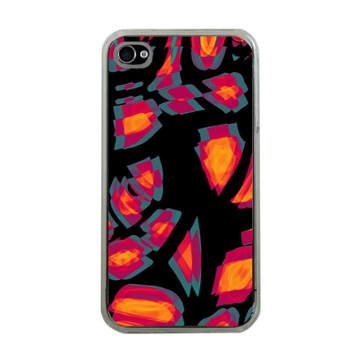 Hot, hot, hot Apple iPhone 4 Case (Clear)