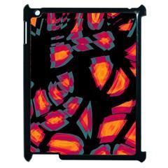 Hot, Hot, Hot Apple Ipad 2 Case (black)