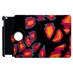 Hot, hot, hot Apple iPad 3/4 Flip 360 Case Front