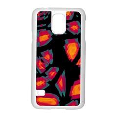 Hot, Hot, Hot Samsung Galaxy S5 Case (white)
