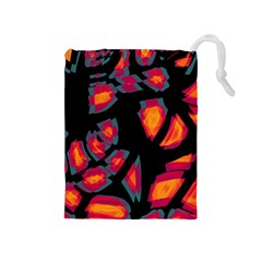 Hot, Hot, Hot Drawstring Pouches (medium)