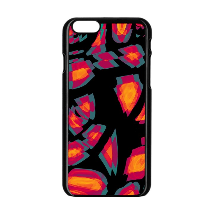 Hot, hot, hot Apple iPhone 6/6S Black Enamel Case