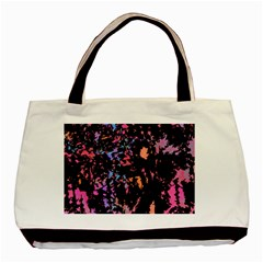 Put Some Colors    Basic Tote Bag by Valentinaart