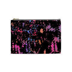Put Some Colors    Cosmetic Bag (medium)  by Valentinaart