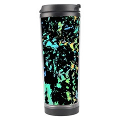 Colorful Magic Travel Tumbler by Valentinaart