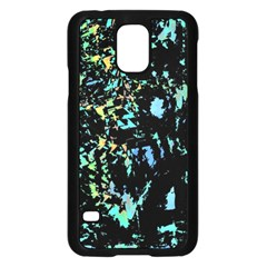 Colorful Magic Samsung Galaxy S5 Case (black) by Valentinaart