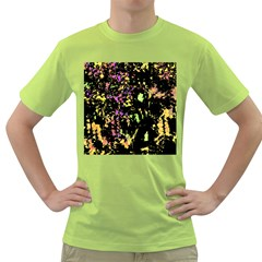 Good Mood Green T Shirt by Valentinaart