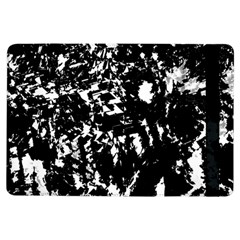 Black And White Miracle Ipad Air Flip by Valentinaart