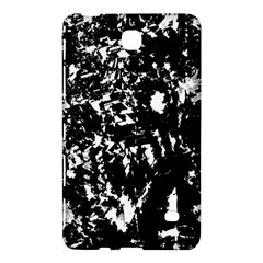 Black And White Miracle Samsung Galaxy Tab 4 (7 ) Hardshell Case  by Valentinaart