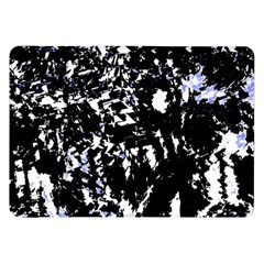 Little Bit Of Blue Samsung Galaxy Tab 8 9  P7300 Flip Case by Valentinaart
