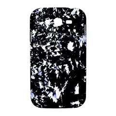 Little bit of blue Samsung Galaxy Grand DUOS I9082 Hardshell Case by Valentinaart