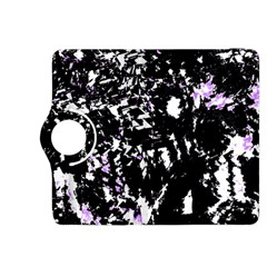 Little Bit Of Purple Kindle Fire Hdx 8 9  Flip 360 Case by Valentinaart
