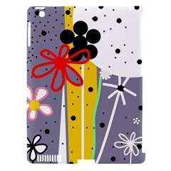 Flowers Apple Ipad 3/4 Hardshell Case (compatible With Smart Cover) by Valentinaart